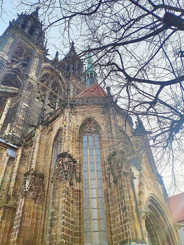 Главный храм Альбрехтсбурга