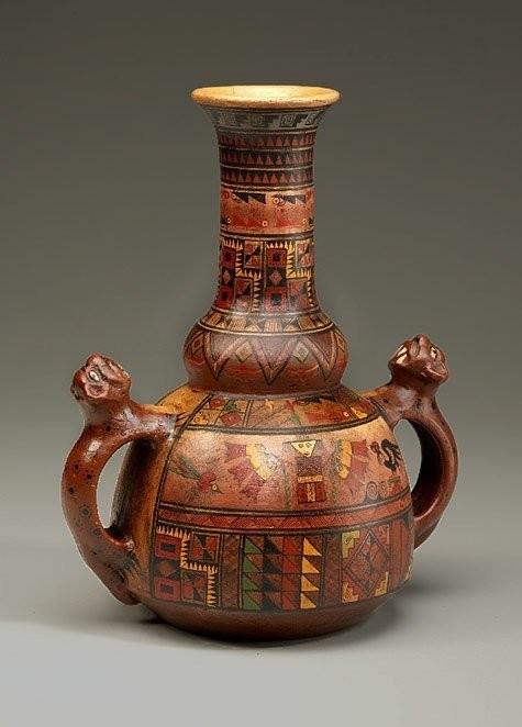 Церемониальная ваза Инков
