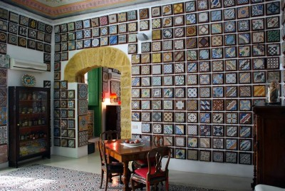 Дом-музей итальянской майолики в Палермо