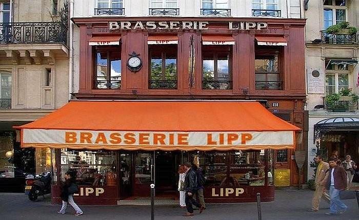 Брассерия Lipp (Brasserie Lipp)