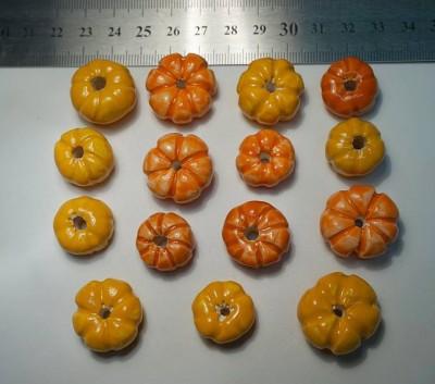Примерный размер керамических бусин