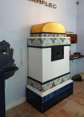 Средиземноморская печка