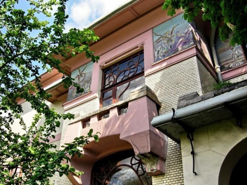 Особняк Рябушинского (1901-1903, арх. Ф.О. Шехтель)