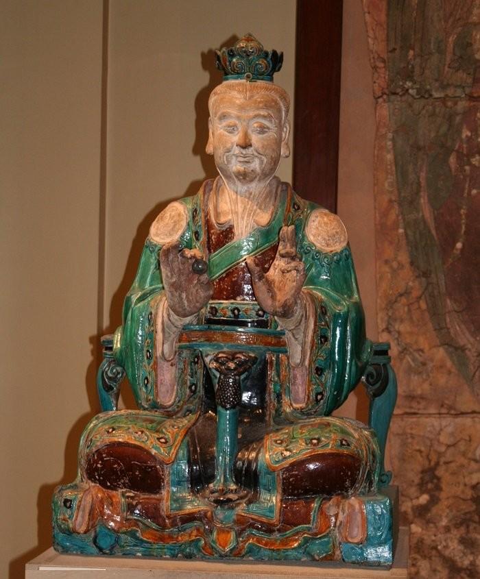Эпоха Мин, Будда