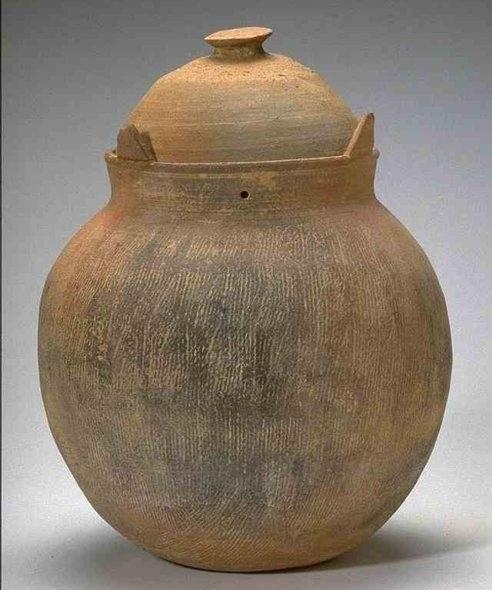 Архаичная керамика Трех царств