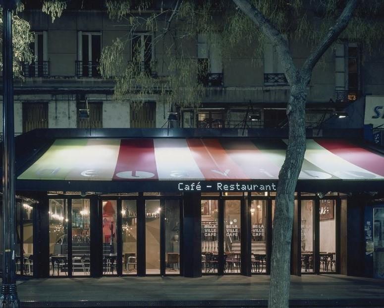 Кафе De La Ville