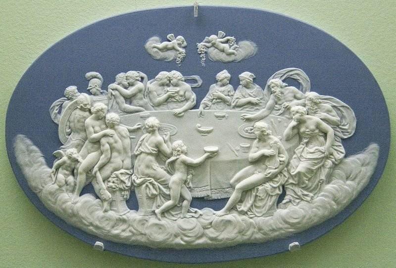Пир богов. Веджвуд. 1800 год