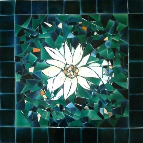 Архитектурная керамика, мозаика