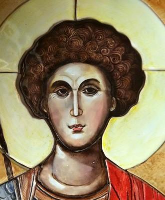 Икона Георгий-Победоносец