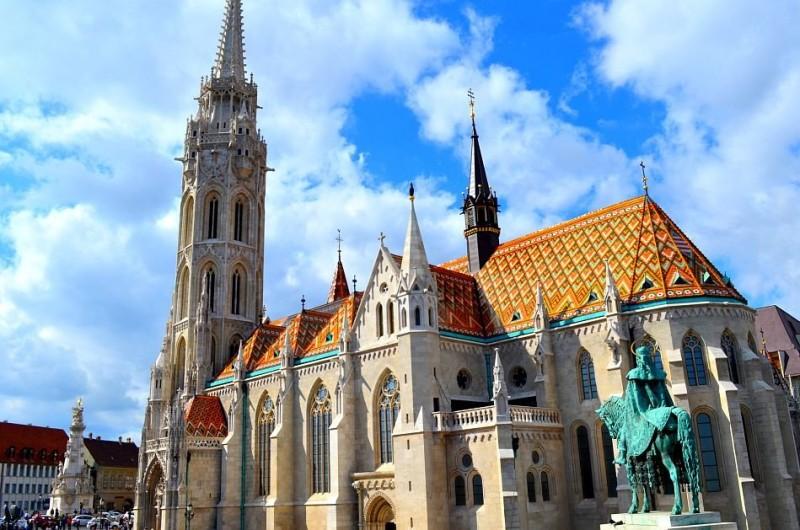 Церковь Матьяша. Будапешт
