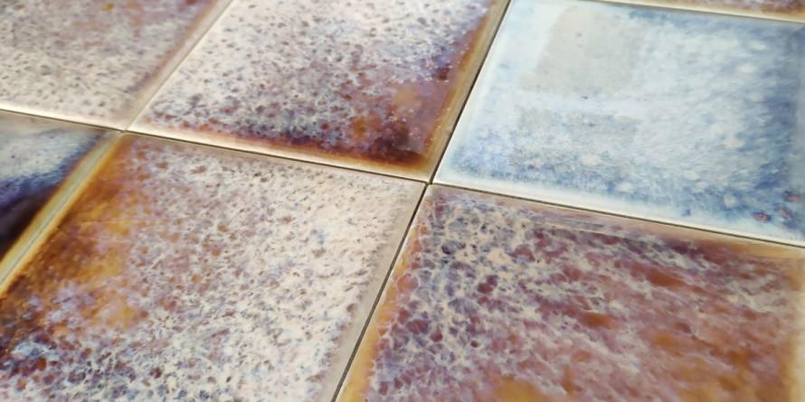 Многослойное глазурование для создания эффектов на керамике