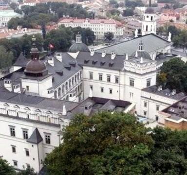 Нижний замок в Вильнюсе