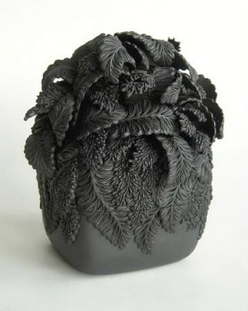 Скульптурная флористическая пластика, Хитоми Хосоно