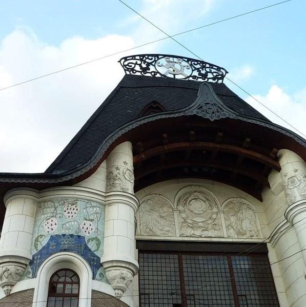 Ярославский вокзал (1904, арх. Ф.О. Шехтель)