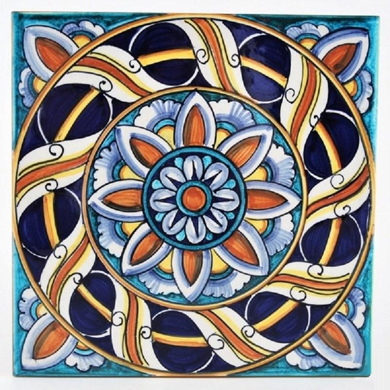 Плитка с классическим орнаментом Эпохи Возрождения