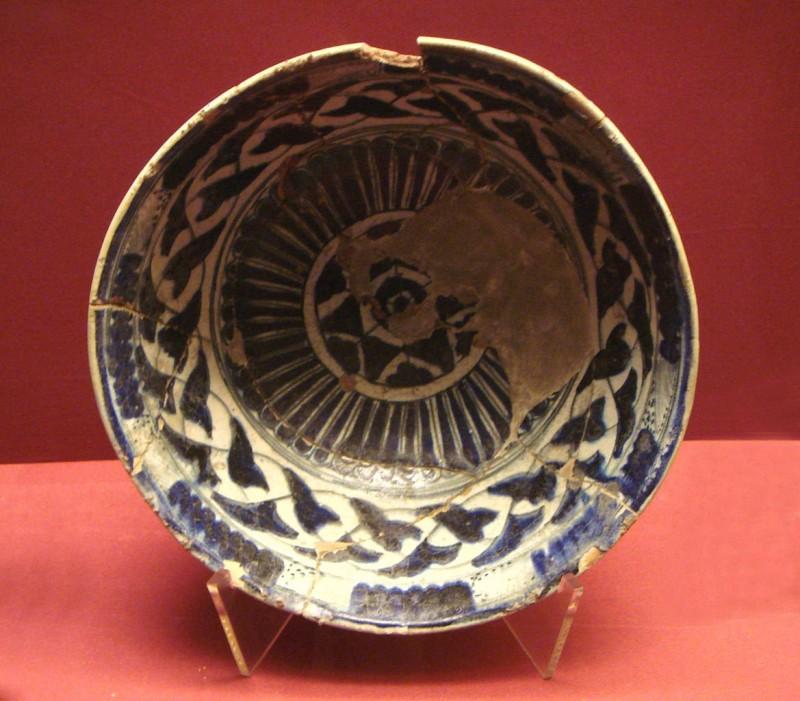 Милетская керамика, 14 век