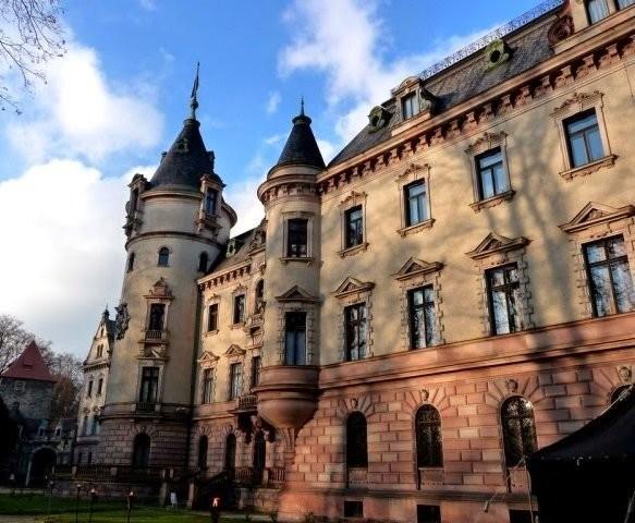 Замок принца Турн-и-Таксис в Регенсбурге (монастырь святого Эммерама)