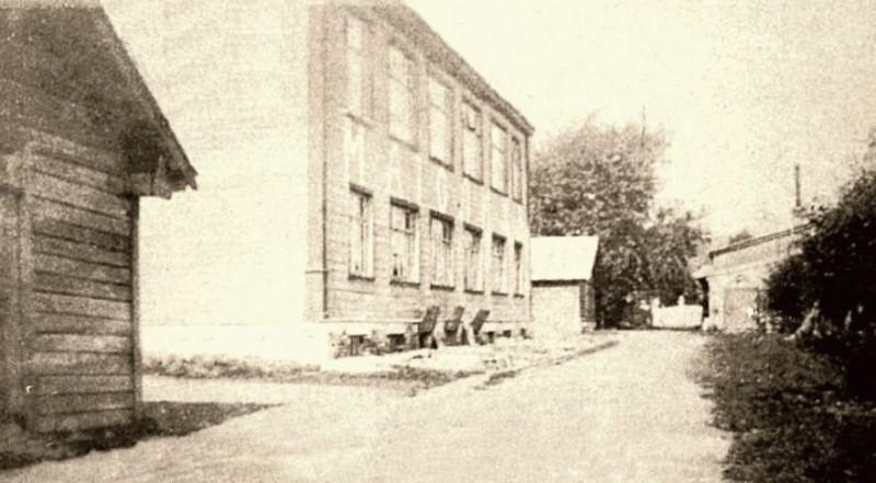 Керамический завод Абрамцево_1903_год