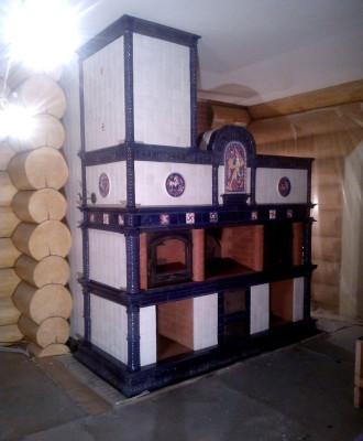 Печь Гамаюн