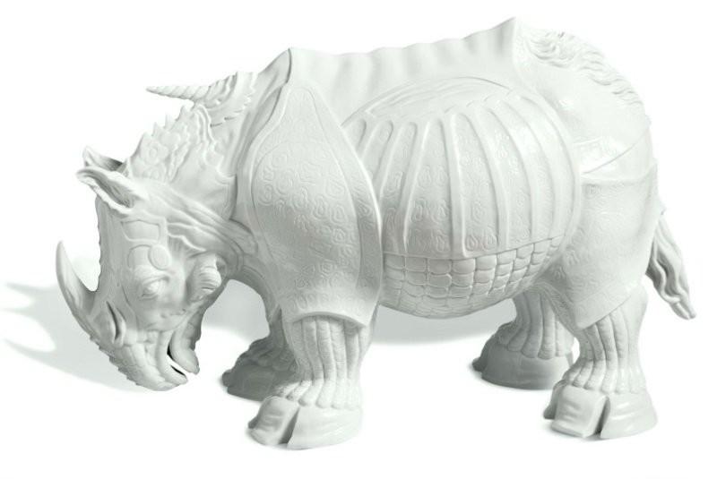 Современный Мейсен, из авторской скульптуры