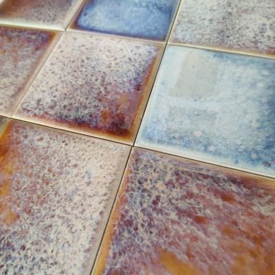 Зимняя коллекция фасадной майолики