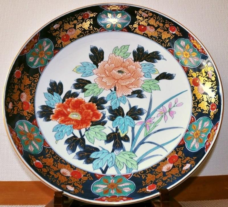 Тарелка из Имари