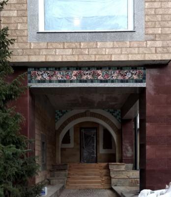 Викторианский фасад