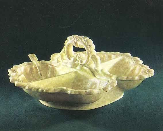 Салатница. Гарднер. 1830-1850 гг