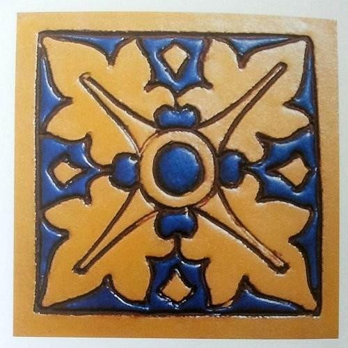 Керамическая мозаика производства Mueller Mosaic Company
