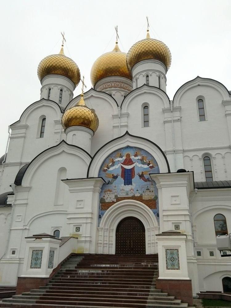 Успенский Собор Ярославля, 2010 год