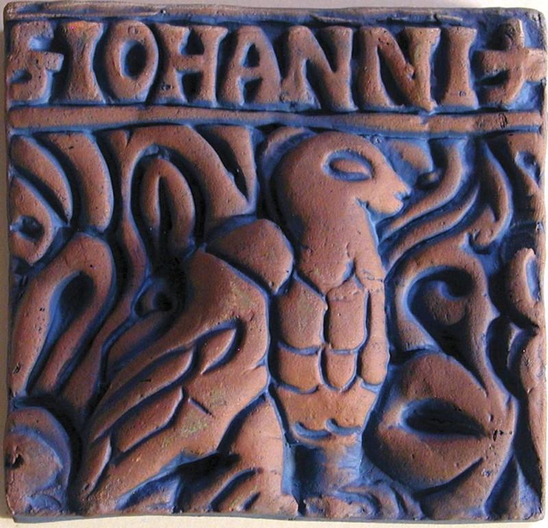 Современные плитки Moravian Pottery