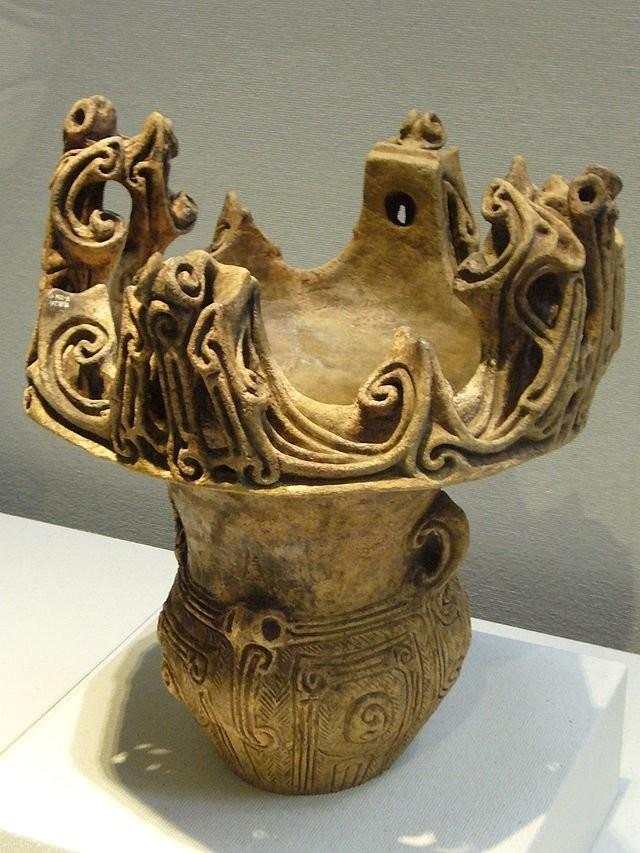 Керамика Дземон. Огненный горшок