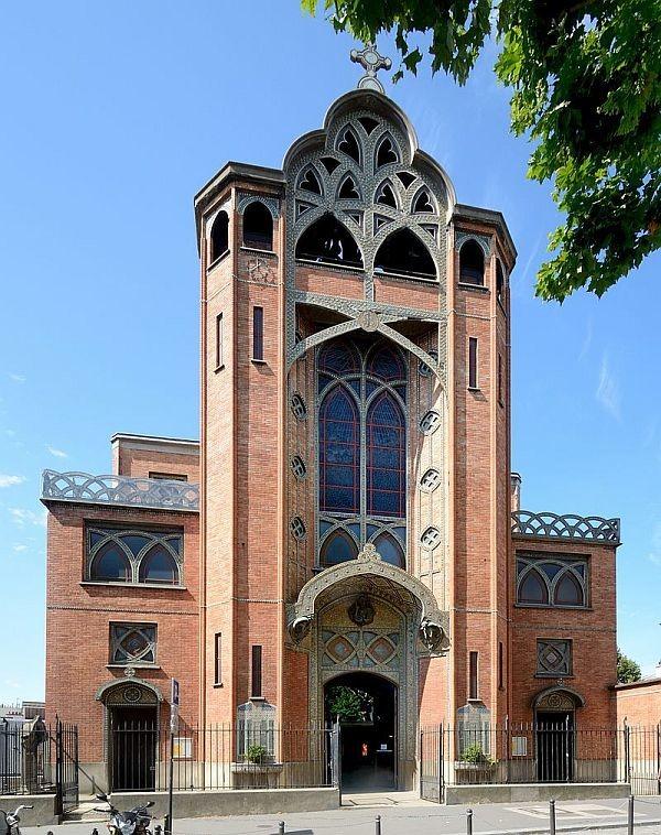 Церковь Сан-Жан-де-Монмартр