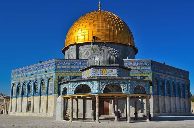 Мечеть Куббат ас-Сахра (Купол Скалы)