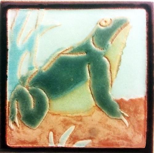 Плитка ручной работы компании Франклин Фаянс