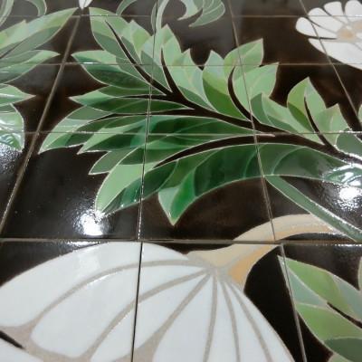 Фасад Маки. Фасадная керамика.