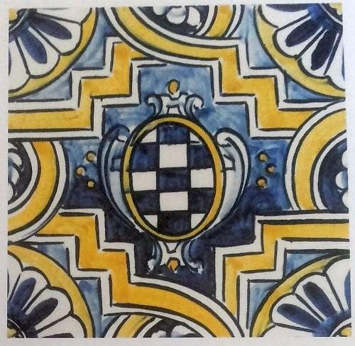 Испанская майоликовая плитка