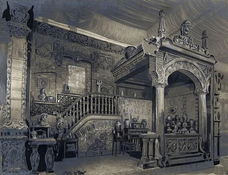 Павильон Биго на парижской выставке 1900 года
