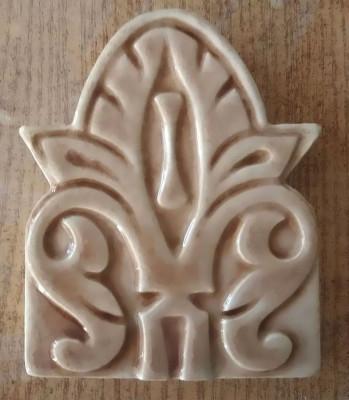 Мавританская серия. Изразцы для облицовки камина или печи
