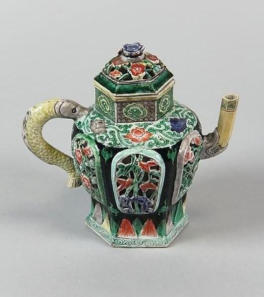 Чайник в китайском стиле