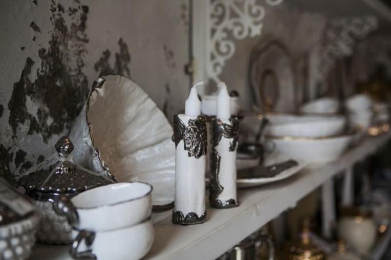 Винтажная керамика Ирит Голдберг