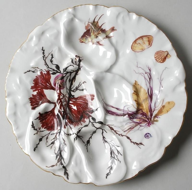 Тарелка для морепродуктов, Хавиленд