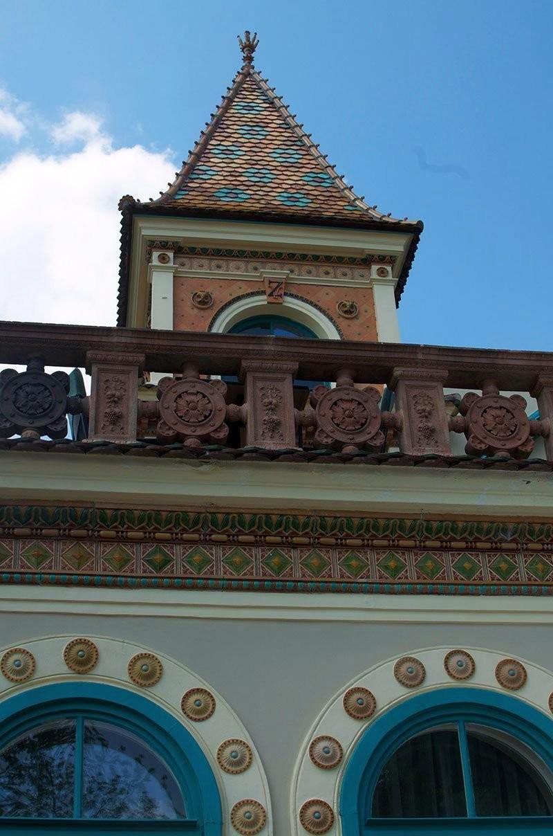 Культурный центр Жолнаи в Печ
