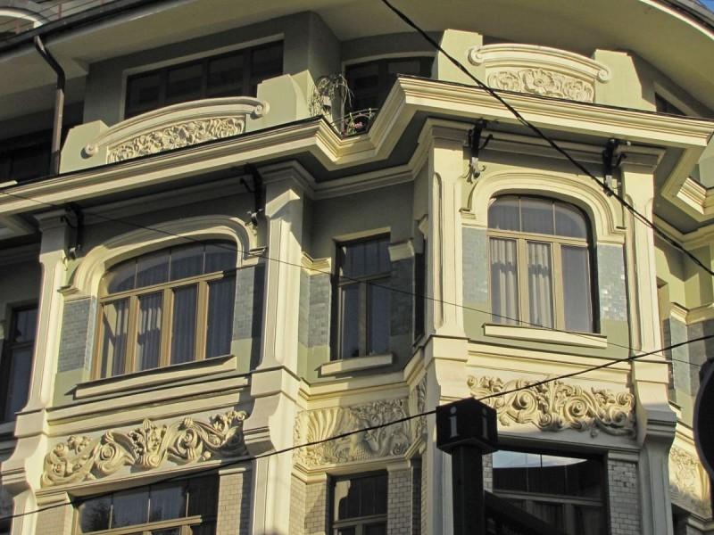 Доходный дом Вильнера (1904, арх. Н.И. Жерихов)