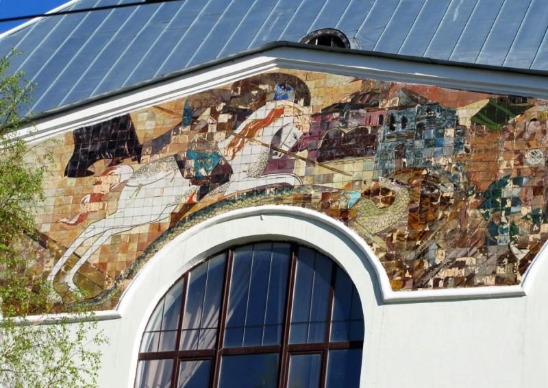 Дом начальных городских училищ на Большой Пироговской