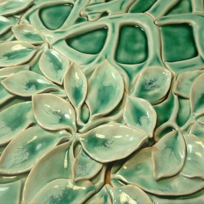Мастерская майолики - керамика и майолика ручной работы, изразцы
