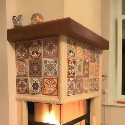 Производство изразцов и архитектурной керамики. Облицовка печей, каминов, фасадов, интерьеров майоликой
