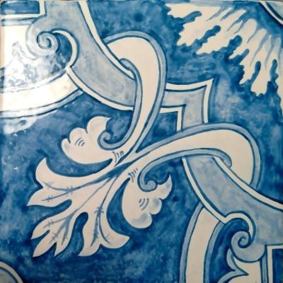 Азулежу, изразцовая плитка для камина