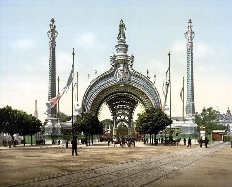 Всемирная выставка в Париже, 1900 год