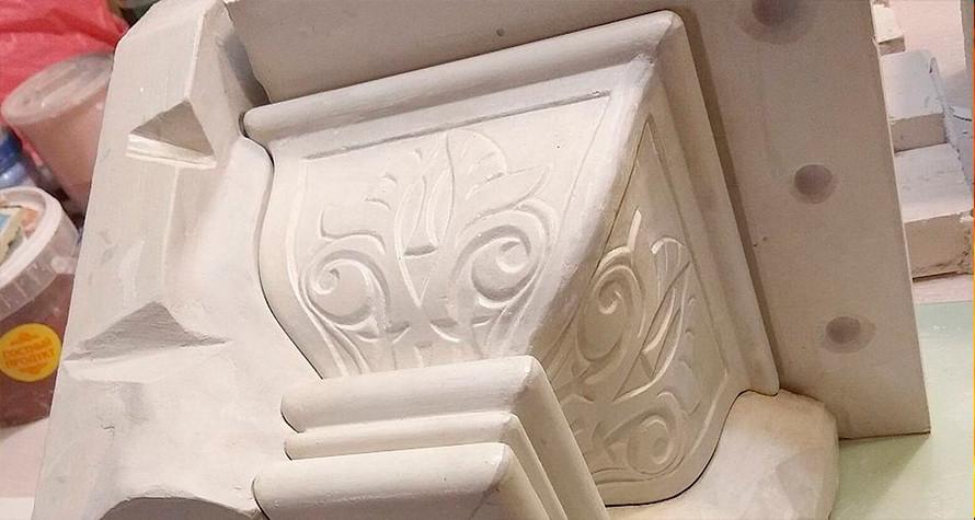 Гипсомодельные работы для керамики